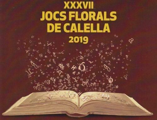 Els Amics de la Poesia celebren la 37a edició dels Jocs Florals de Calella