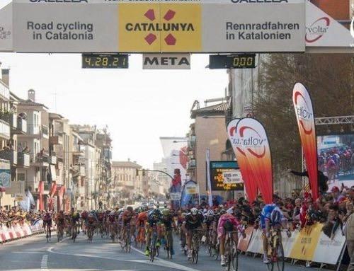 La Volta Ciclista Catalunya costa 50.000 euros a Calella per acollir la primera etapa