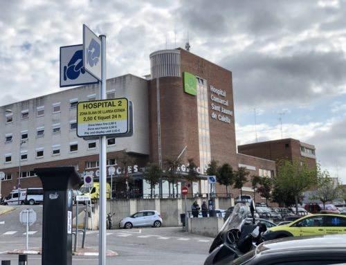 Salut no veu amb bons ulls que l'ampliació de l'hospital sigui sobre un supermercat