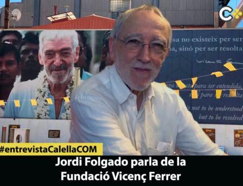 La sanitat i la integració, pilars de la Fundació Vicenç Ferrer