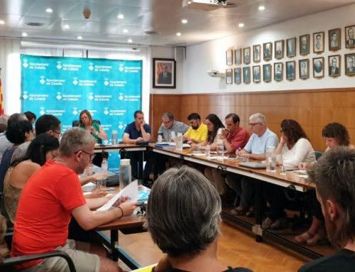 Cauen els dos càrrecs de confiança en les negociacions amb els partits