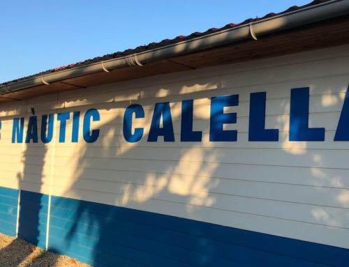 El Club Nàutic de Calella, a un pas de desaparèixer
