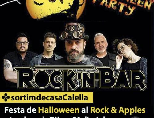Halloween a toc de rock