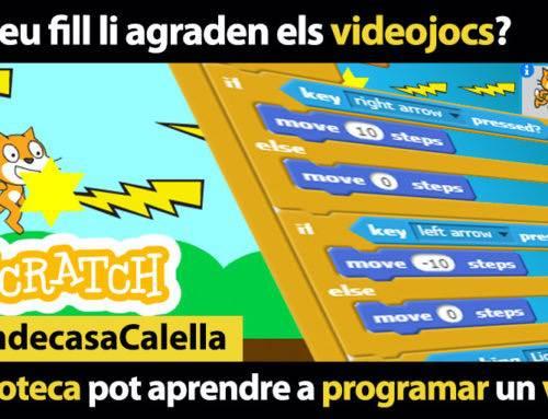 Els nens i nenes poden aprendre a programar videojocs a la biblioteca