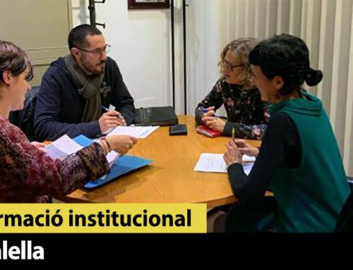 ERC Calella presenta una bateria de propostes per elaborar els pressupostos