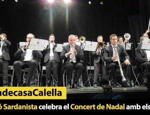 L'Agrupació Sardanista celebra el Concert de Nadal amb els Montgrins