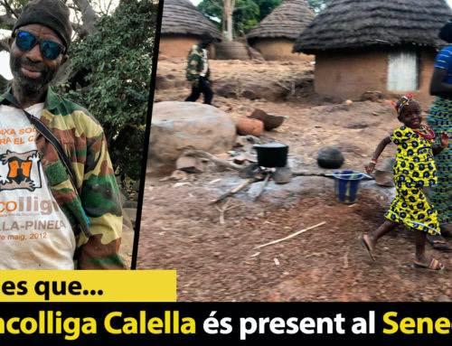 Sabies que Oncolliga Calella és present al Senegal?