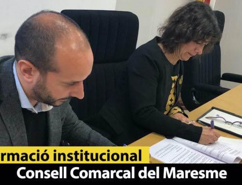 El Consell Comarcal posa en marxa el Servei d'Atenció Integral LGTBI Maresme adherit a la Xarxa SAI