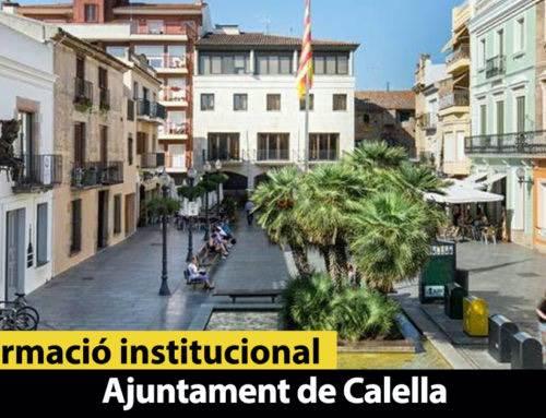 L'Ajuntament de Calella obre convocatòria per substituir la Síndica Municipal