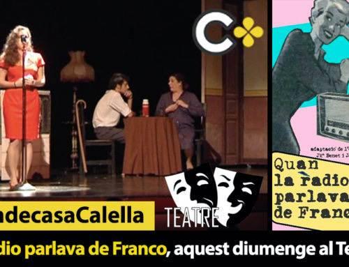 Quan la ràdio parlava de Franco,  aquest diumenge al Teatre Orfeó
