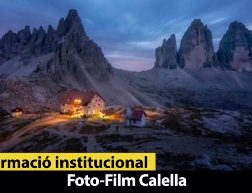 Foto-Film Calella rep el reconeixement de la FIAP