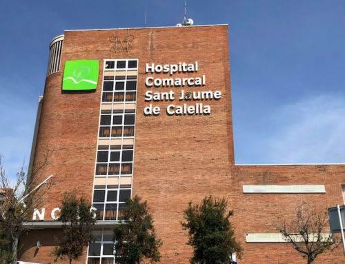 Moren dues persones per coronavirus a l'Hospital de Calella