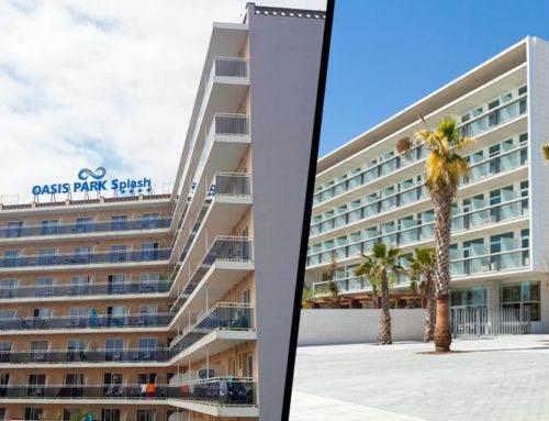 L'Oasis Park Splash serà hotel-hospital