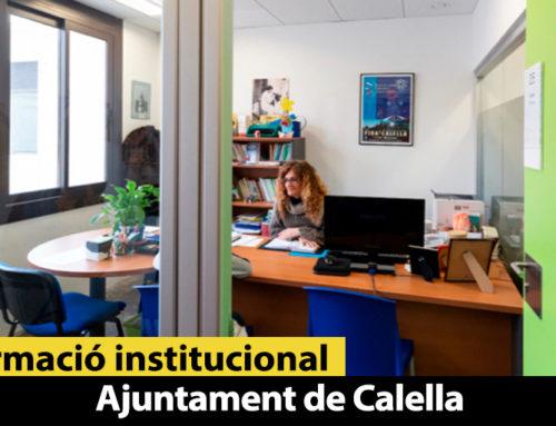 L'Ajuntament obre el servei de psicologia a tots els veïns de Calella a través del telèfon 663231820