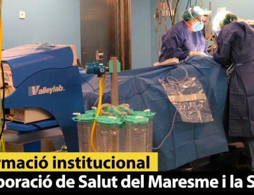 Els hospitals de la Corporació comencen a recuperar progressivament l'activitat quirúrgica