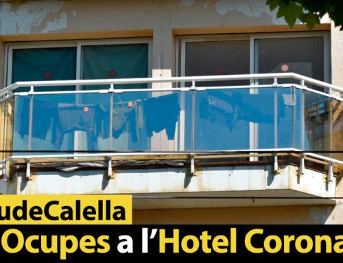 Ocupes a l'Hotel Corona