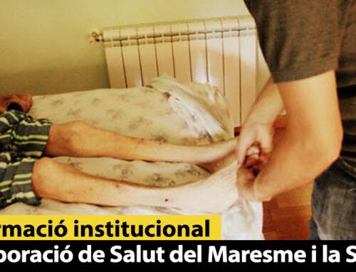 El Servei de Suport Immediat a Domicili ja ha atès 600 pacients de l'Alt Maresme i la Selva Marítima
