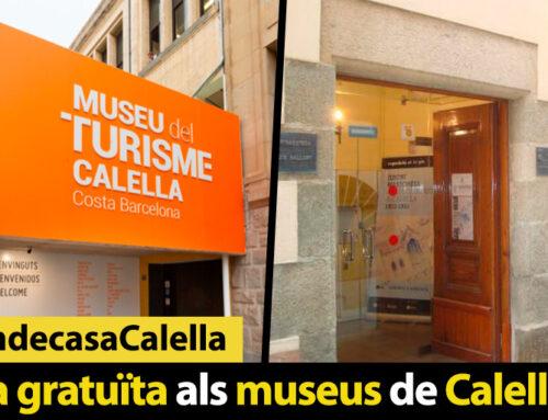 Entrada gratuïta als museus de Calella demà