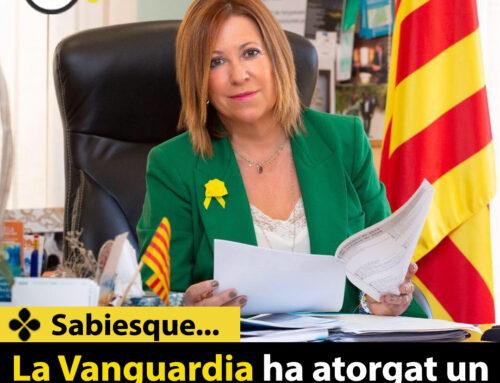 La Vanguardia atorga un semàfor verd a l'alcaldessa