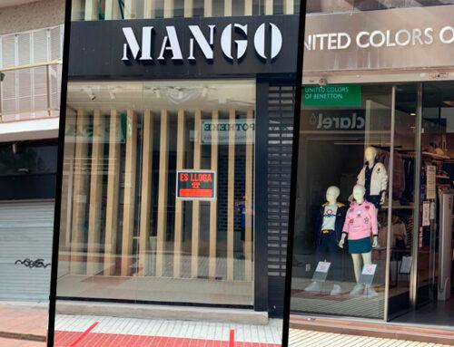 McDonald's, Mango i Benetton: grans cadenes que marxen de Calella