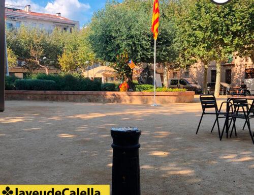 Els fanals de la Plaça Catalunya
