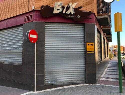 Primer dia de tancament de bars i restaurants