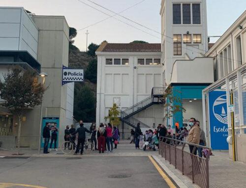 Els Mossos denuncien l'escola El Far