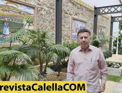 Els patis d'en Villaret, un homenatge a la seva família i a la història de Calella