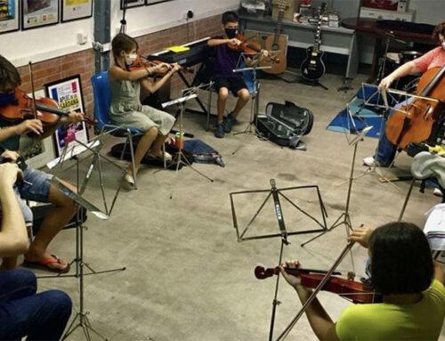 Les escoles de música i dansa reprenen l'activitat