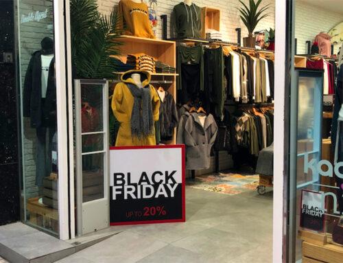 Les botigues de roba, sabates i perfumeries calellenques se sumen al Black Friday