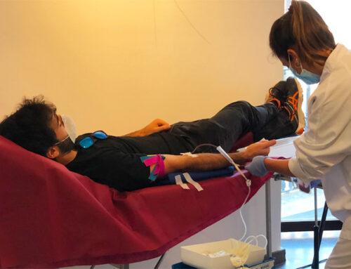 Últimes places lliures per donar sang aquest dissabte a l'Ajuntament Vell