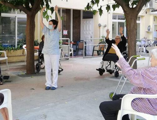 El personal de residències del Maresme rebrà formació específica per la COVID-19