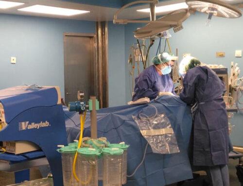 L'ampliació de l'Hospital triplicarà el nombre de quiròfans