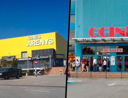 Els cinemes d'Arenys i Blanes tanquen temporalment les seves sales