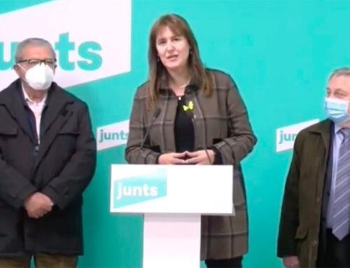 Junts per Catalunya rep 353 avals a Calella per presentar-se a les eleccions del 14F