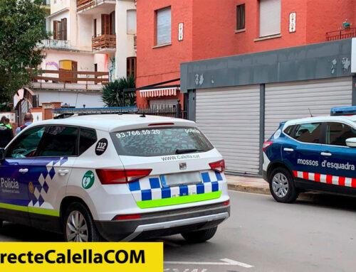 Ampli desplegament policial per una baralla a La Bruna