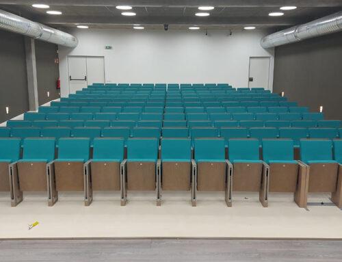 El Festimatge estrenarà el nou auditori de Can Saleta