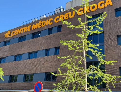 La Creu Groga i la Clínica Corachan col·laboraran en el tractament de pacients oncològics