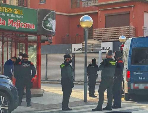 Comença el dispositiu conjunt de policies a La Bruna