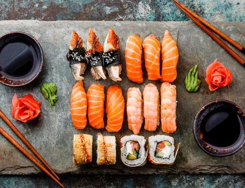 Coneix les tècniques gastronòmiques orientals en un curs gratuït de cuina japonesa