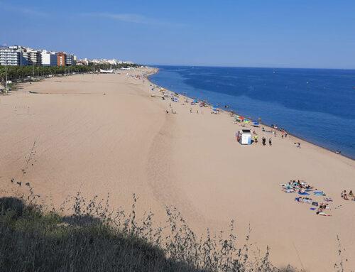 Platges obertes a Calella per celebrar la revetlla de Sant Joan