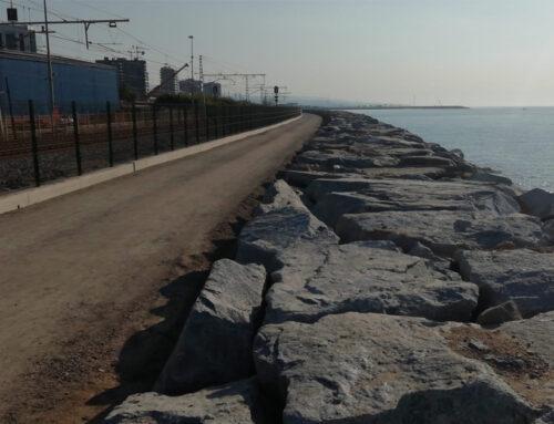 Adif acaba les obres d'arrenjament de la R1 del tram Mataró-Cabrera