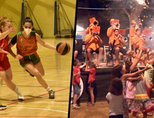 Ajornades les 24 hores de bàsquet i la revetlla de Sant Jaume