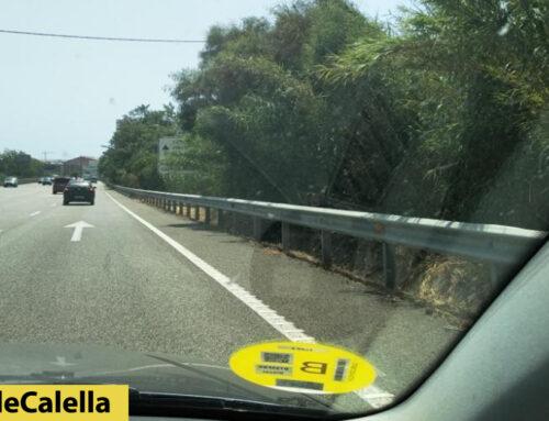 Sortint de l'autopista: cap a on és Calella i per on anar a Pineda?