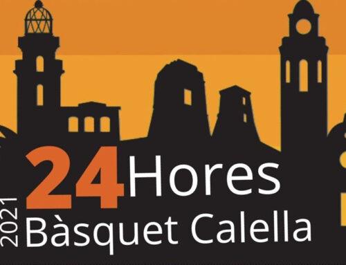 El Club Bàsquet Calella escalfa motors per a una nova edició de les 24h