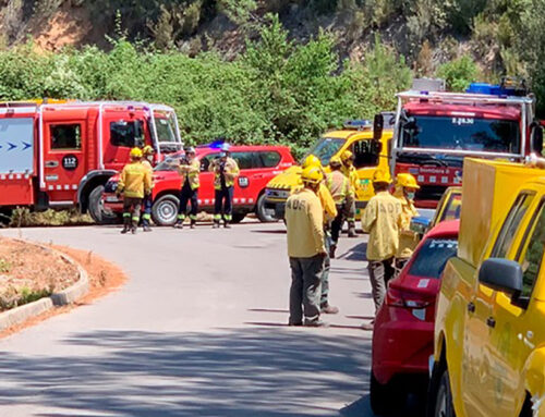 El Maresme pateix 22 incendis durant l'estiu