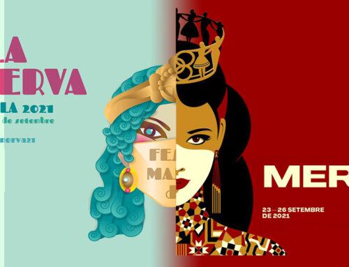 Minerva i Mercè: dues festes majors amb rostre de dona