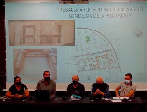 Malestar a l'Associació Amics del Patrimoni per la línia comunicativa sobre el jaciment